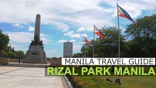 Rizal Park, Manila