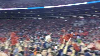 On the Field post-2017 Iron Bowl