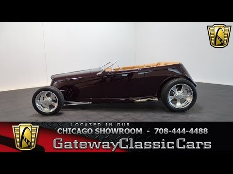 Video of '32 Phaeton - L5RQ