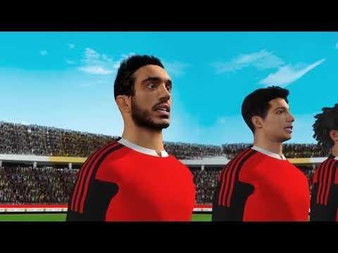 """لاعبو منتخب مصر لكرة القدم في """"يا ولاد الايه"""" قريبا"""