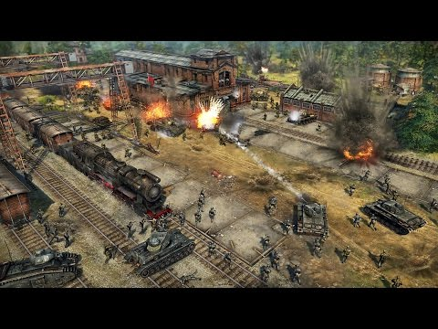 Blitzkrieg 3 Standard Edition Steam Key GLOBAL - 1