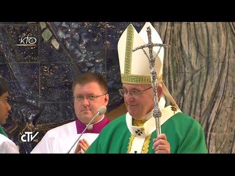 Angélus du Pape François à Bakou