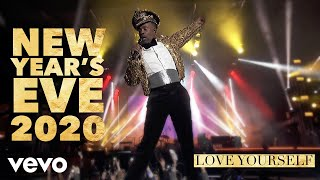 Billy Porter - Love Yourself (Official Live From ABC's New Year's Rockin' Eve)