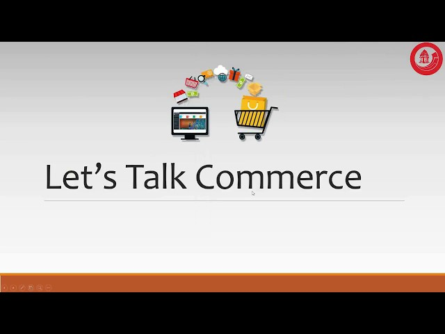 Let's Talk Commerce