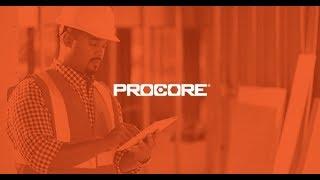 Procore Subcontractor Training