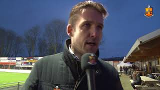 Reactie Gert Jan Karsten na HHC Hardenberg - Barendrecht