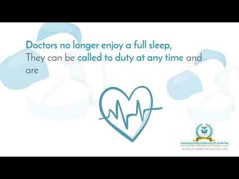 Happy Doctors Day – We Honor Your Sacrifice