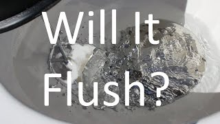 Flushing 240lbs of Mercury