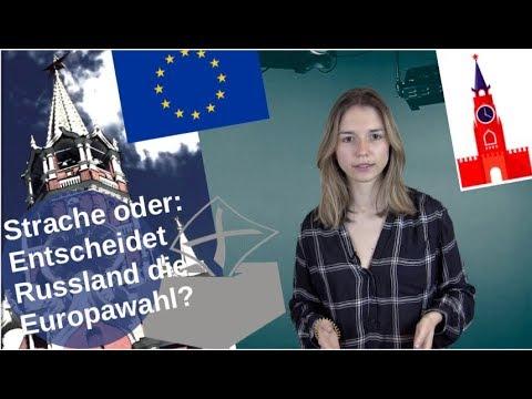 Strache oder: Entscheidet Russland die Europawahl? [Video]