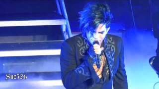 Adam Lambert Sleepwalker Los Angeles 121610 .m4v