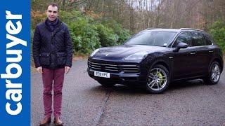 Porsche Cayenne SUV 2019 in-depth review - Carbuyer