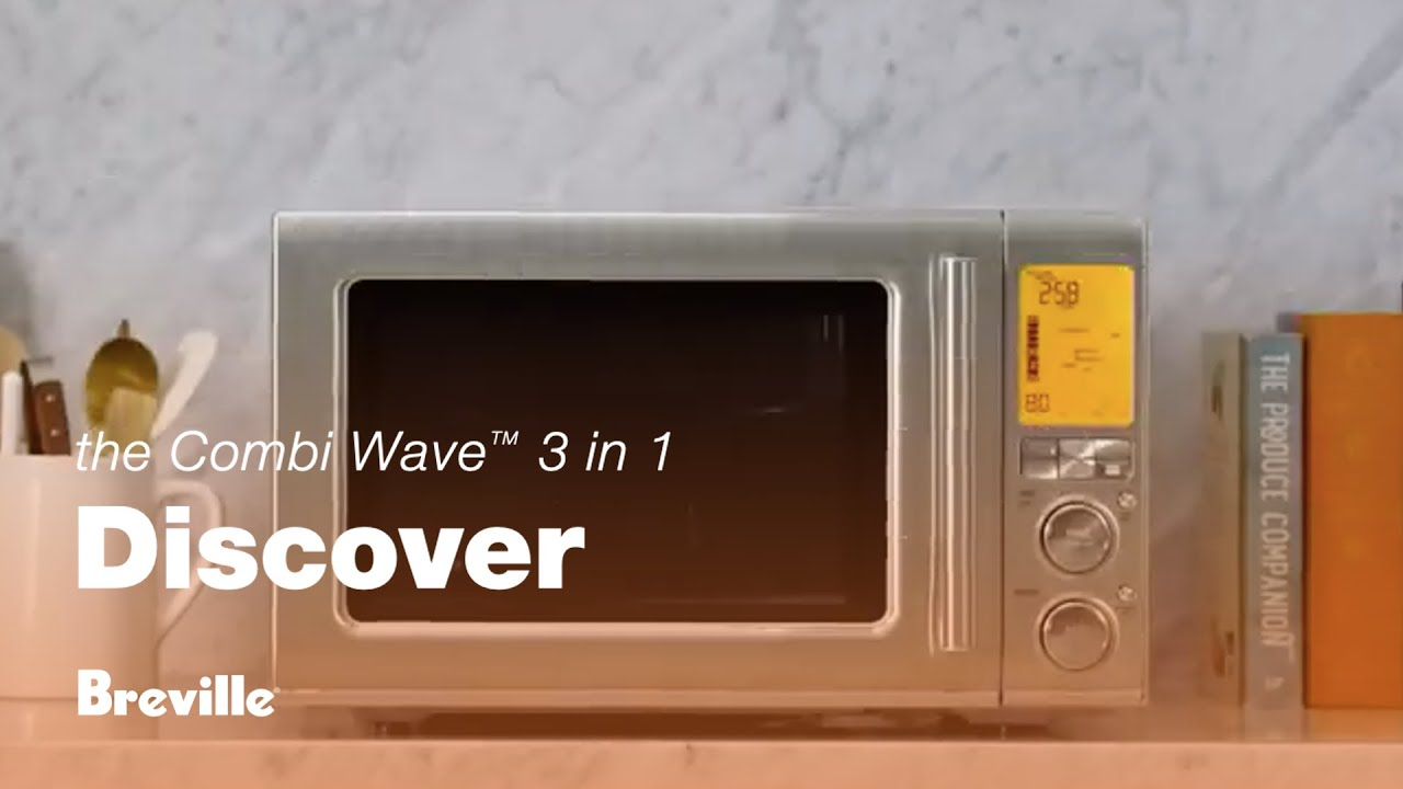 The Combi Wave™ 3 in 1 - Introduction