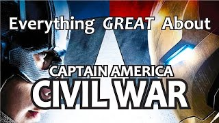 Download Youtube: Everything GREAT About Captain America: Civil War!