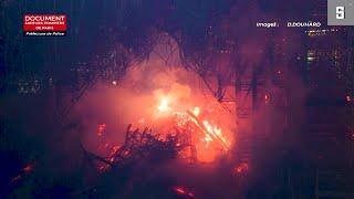 Notre-Dame: So Wurde Der Brand Im Inneren Bekämpft