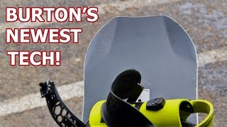 Burtons Newest Snowboard Technology | Tested And Explained