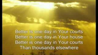 Better is One Day - Kutless
