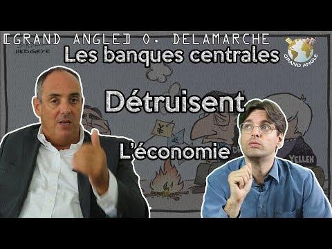Les banques centrales détruisent les fondamentaux de l'économie