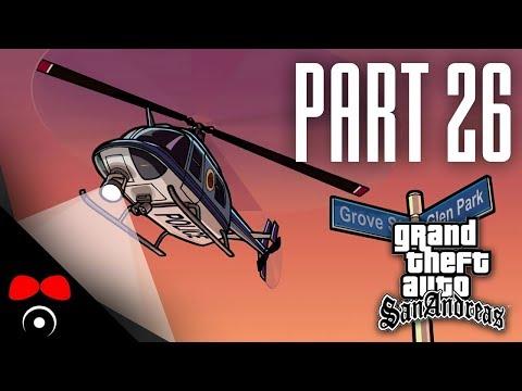 NEJLEPŠÍ PILOT POD SLUNCEM!   GTA: San Andreas #26