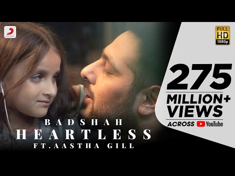 Heartless - Badshah Ft. Aastha Gill |  Gurickk G Maan | O.N.E. ALBUM Mp3