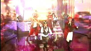1 007 Pirates of the sea Wolves of the sea Eurovision 2008 Latvia semifinal ltv 1