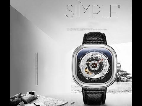 ÉSOPE 9023 montres mécaniques automatiques