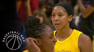 [WNBA] Phoenix Mercury vs Los Angeles Sparks, Full Game Highlights, August 8, 2019