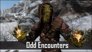 Skyrim: 5 More Odd and Rare Random Encounters You May Have Missed in The Elder Scrolls 5: Skyrim