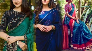 Indian Classy Look Sarees | Classic & Traditional Look Sarees | Trendy Life Style