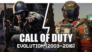 วิวัฒนาการ Call Of Duty ปี 2003  2016