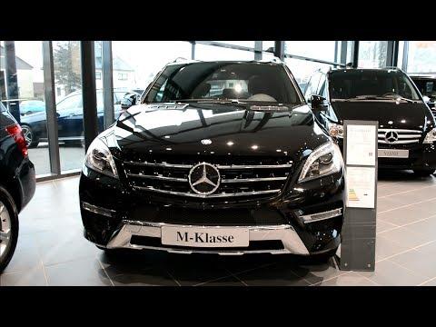 2014 New Mercedes Benz M-Class W166 M-Klasse ML 350 BlueTEC