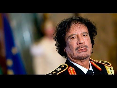 ♠ Die Jagd auf Gaddafi