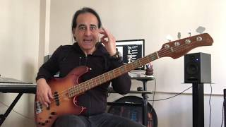 Stand By Me | (Bas Gitar Cover Türkçe) Bas Gitar Dersi