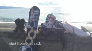 Epic day: Snow&Surf Sicily