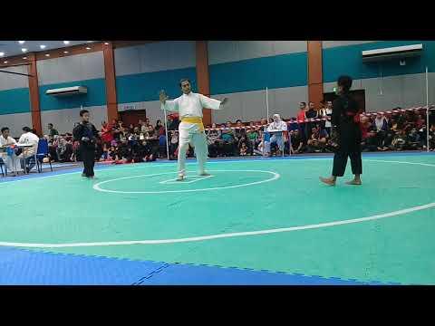 01 Putra Kelas B Muhd Zulhelmi FMS vs Muhd Alif PLKU Cheras
