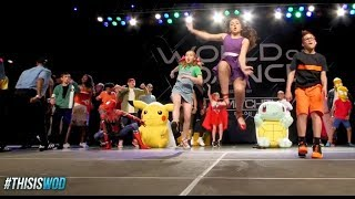 Sky Steward In Little Einsteins - World Of Dance Dallas 2018