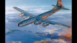 Aviation Art: B-29