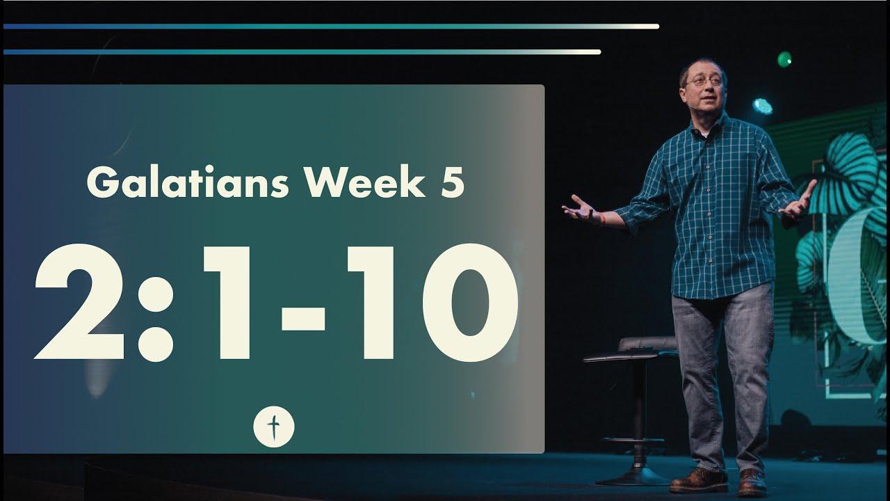 Galatians 2:1-10