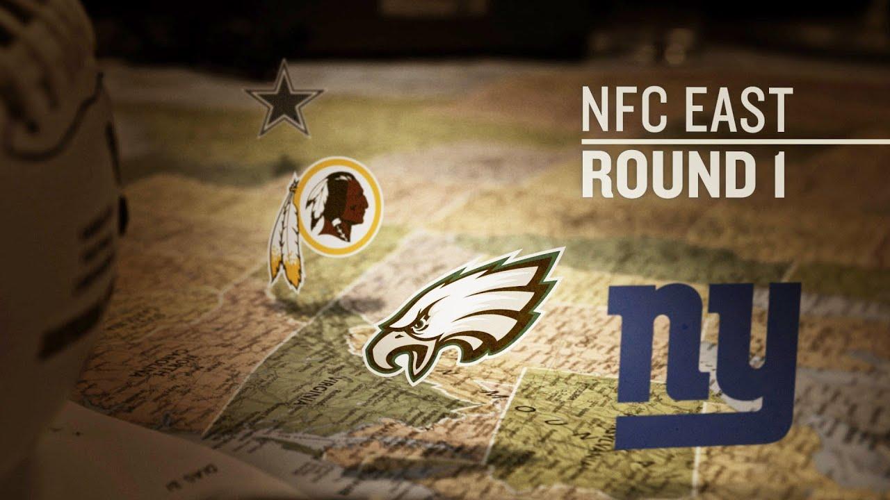 2012 NFL Draft Grades Round 1: NFC East Edition thumbnail
