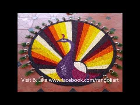 30 award winning onam pookalam designs by kshame bade