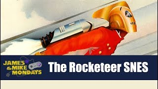 The Rocketeer (Super Nintendo) James & Mike Mondays