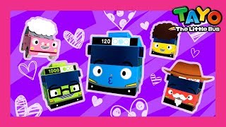 Tayo Song l Tayo Valentine Song l I love you song l Tayo the Little Bus