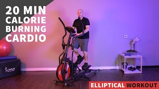 Ultimate 20 Minute Elliptical Workout