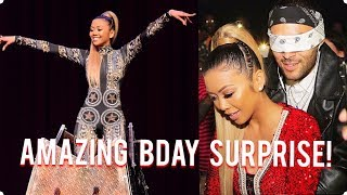 MAGIC BIRTHDAY SURPRISE AT THE CIRCUS! Ft. Don Benjamin, Jessica Lesaca, AdamW | Liane V