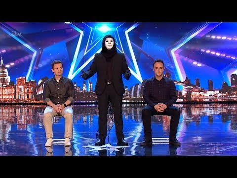 Britain's Got Talent 2019 Magician X Full Audition S13E02 (видео)