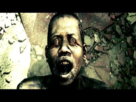 Resident Evil 5   Pelicula Completa   Full Movie
