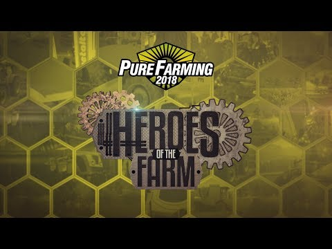 Pure Farming 2018 | Heroes of the Farm Trailer thumbnail