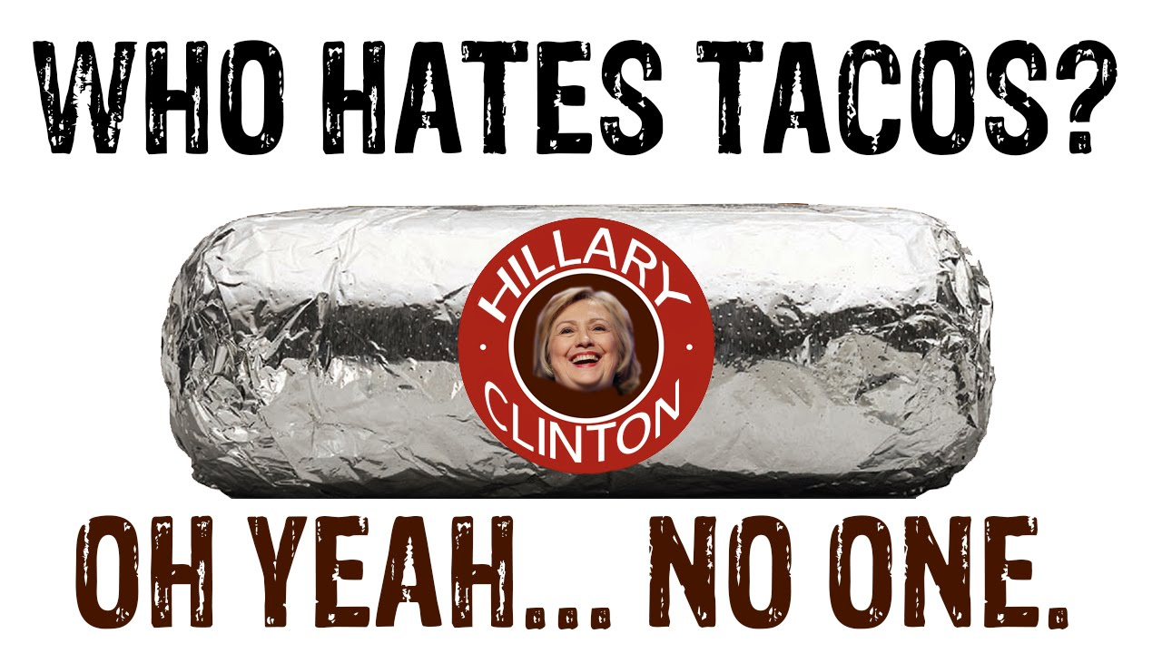Is There A Clinton Chipotle Conspiracy? thumbnail