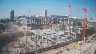 Строительство Лотов Tashkent City