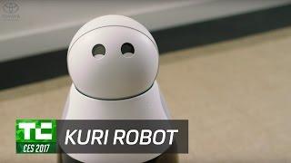 Mayfield Robotics' Kuri is an adorable home robot