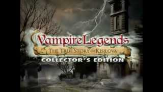 Vampire Legends: The True Story of Kisilova Collector's Edition video